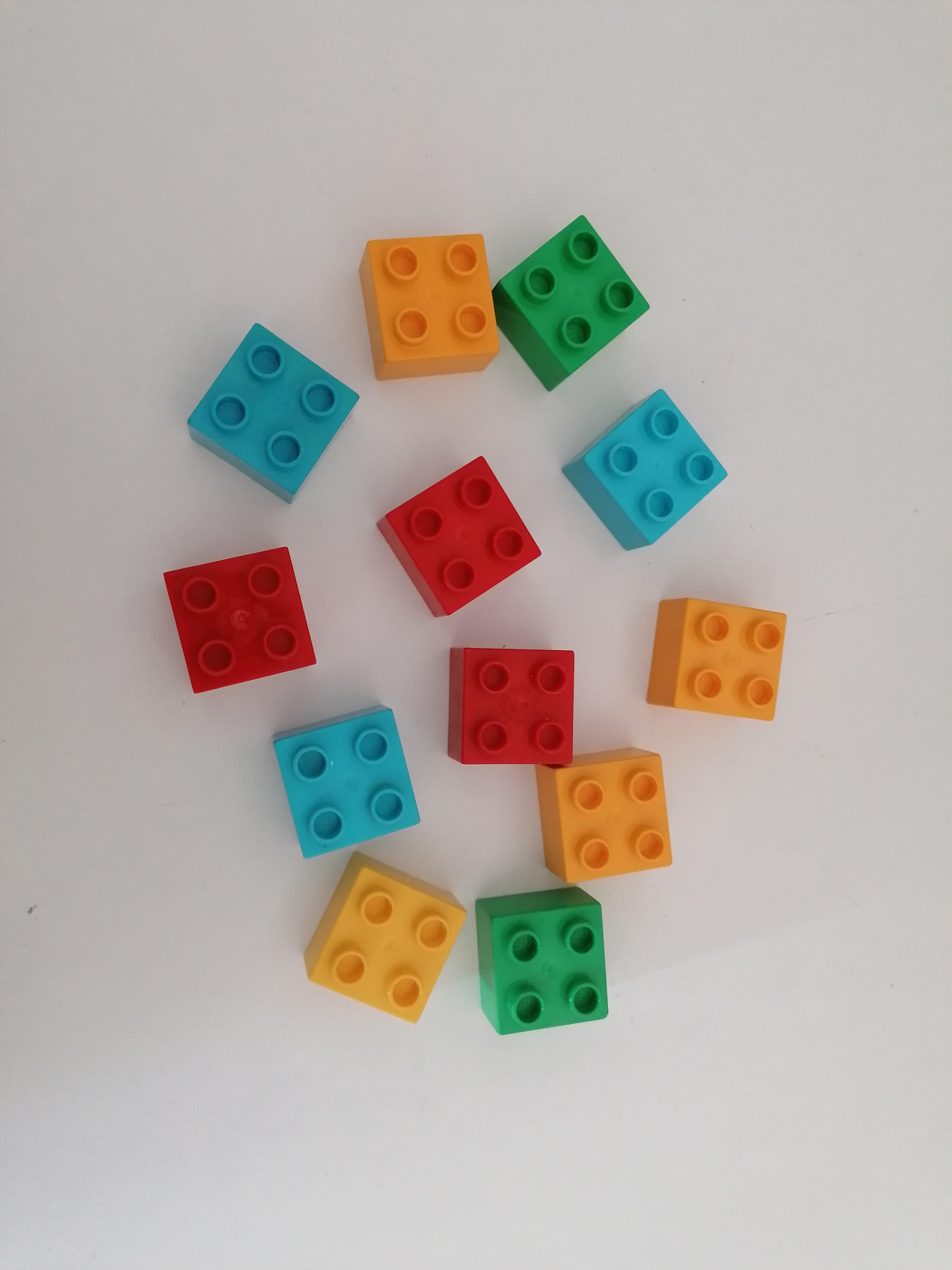 Lego duplo na drugačiji način