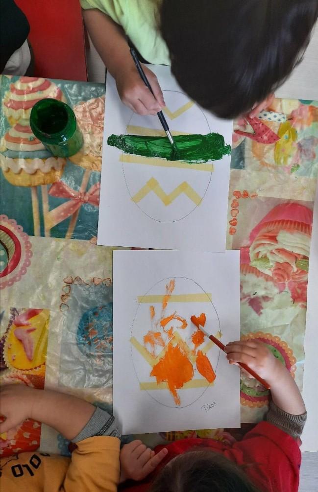Dječji vrtić Šareni leptirić Solin